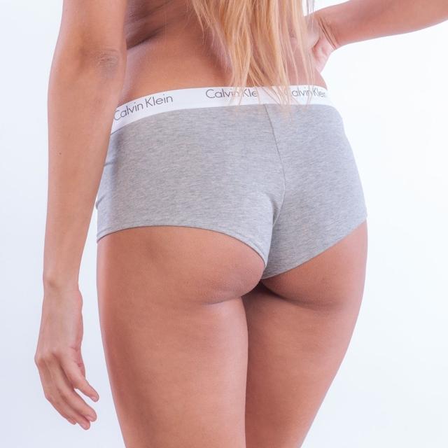 Calvin Klein Women´s Boy Short Grey - XS