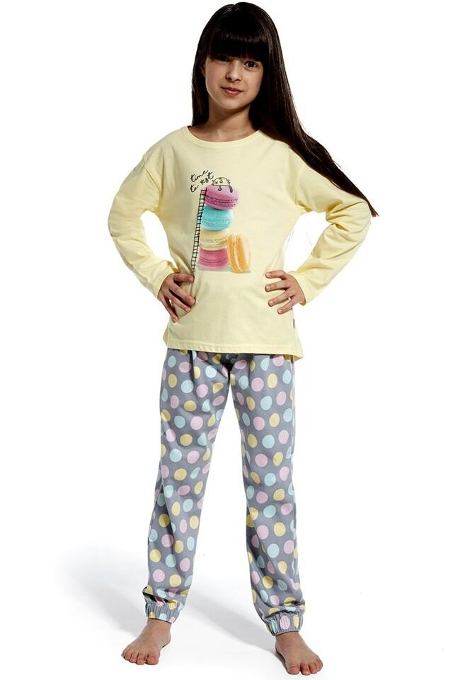 Dívčí pyžamo 594/87 Time to rest