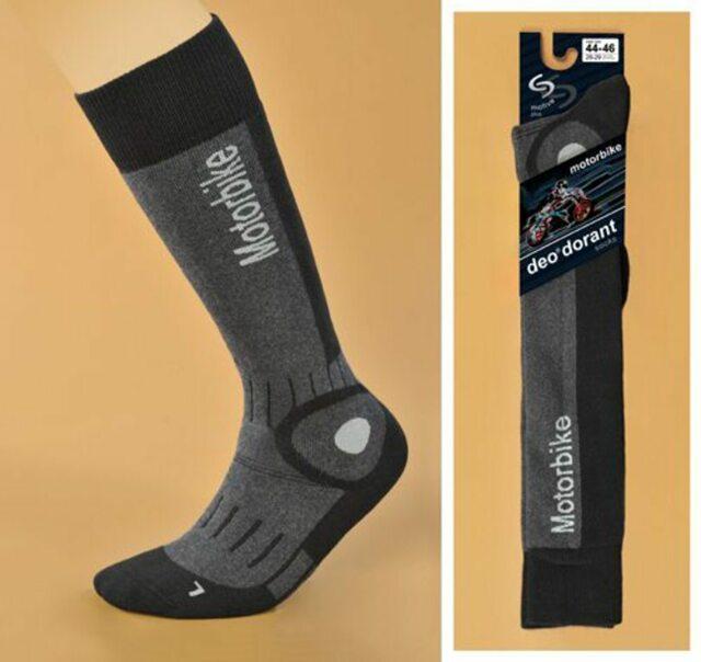 Ponožky Motorbike Deo - JJW INMOVE - 38-40