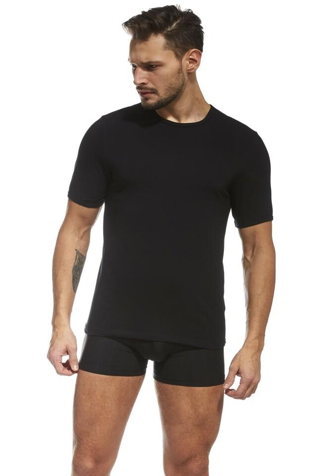Pánské tričko 202 Authentic New black