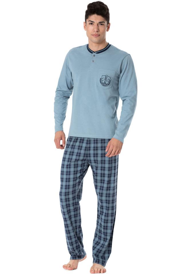 Pánské pyžamo Rossli SAM-PY 097