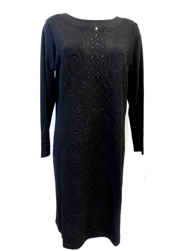 Dámské šaty VAF DR - Favab - XL - černá