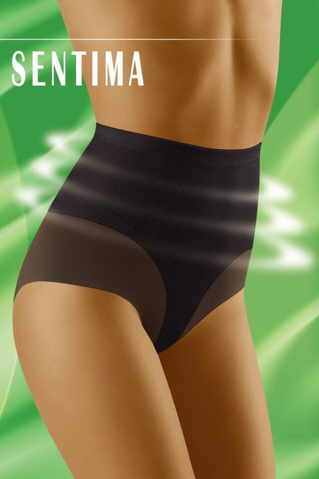 Tvarující kalhotky Wol-Bar Sentima - XL - bílá