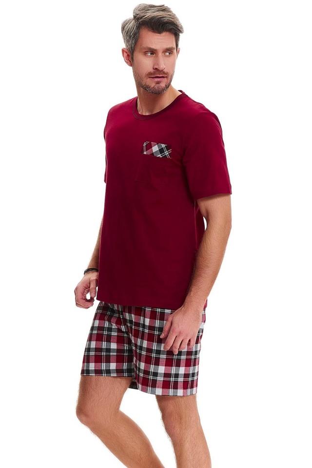 Pánské pyžamo Dn-nightwear PMB.9471