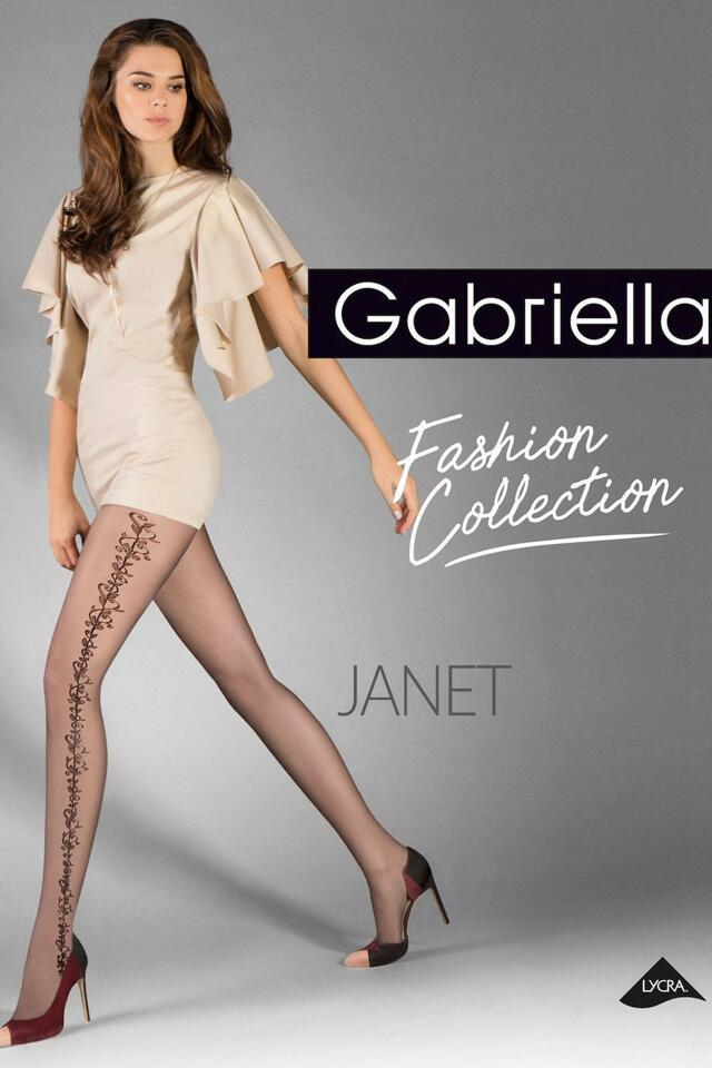 Punčochové kalhoty Gabriella Janet code 383
