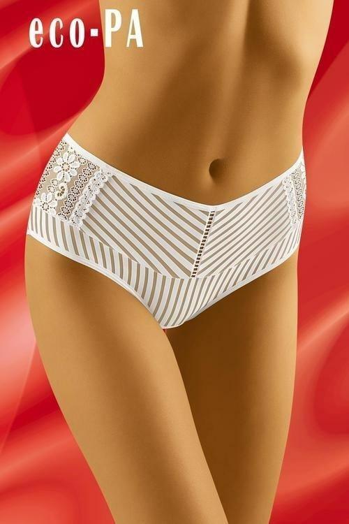 Kalhotky eco-PA Wolbar - XL - bílá