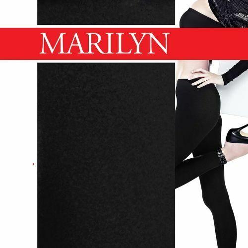 Dámské legíny Seqin - Marilyn - S/M - tmavě šedá