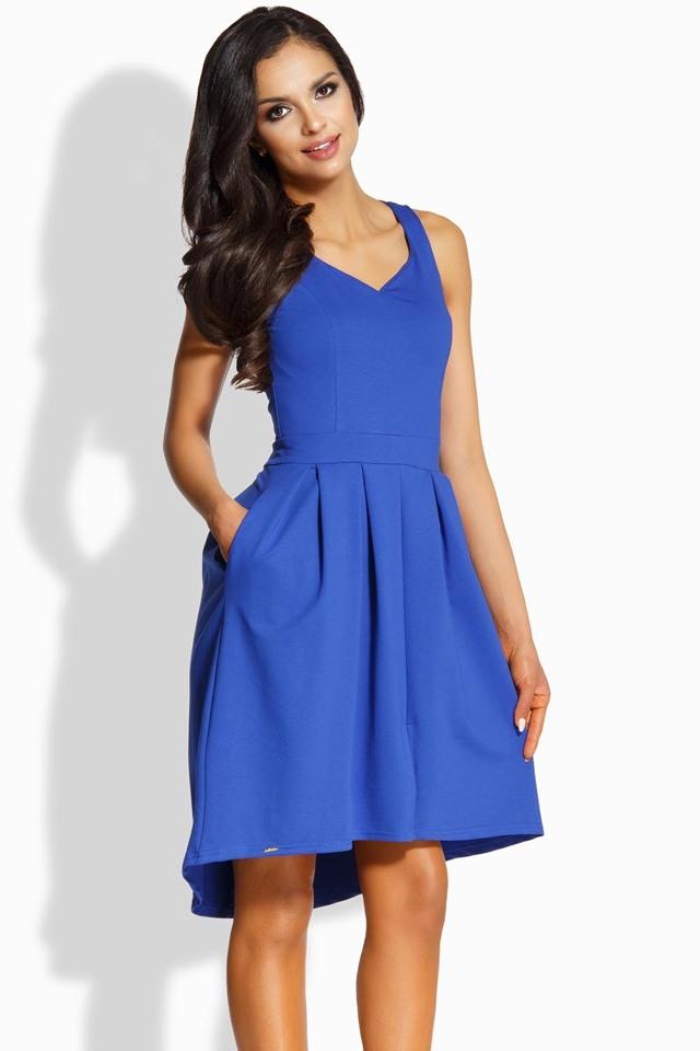 Dámské šaty Lemoniade L210 - L - červená