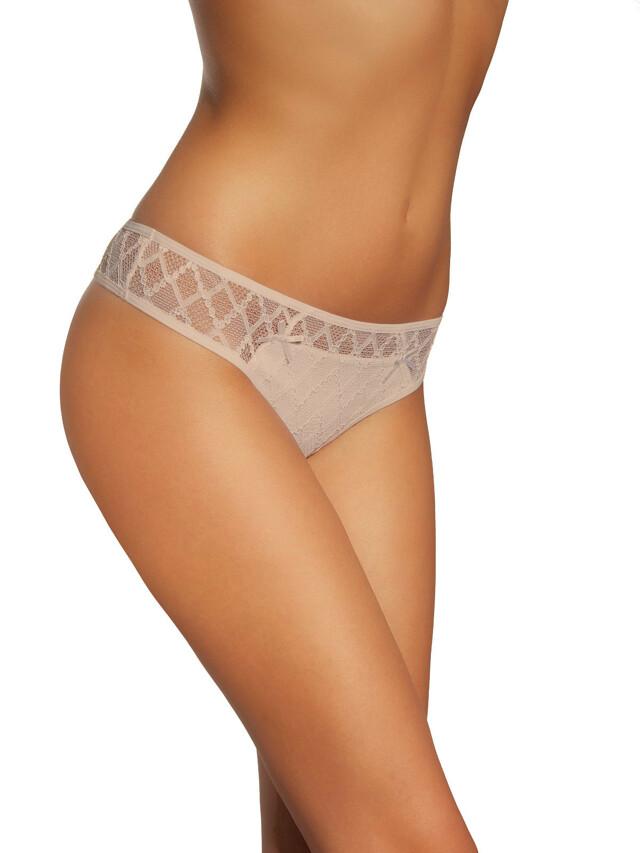 Kalhotky string Gabidar 93 - M - béžová
