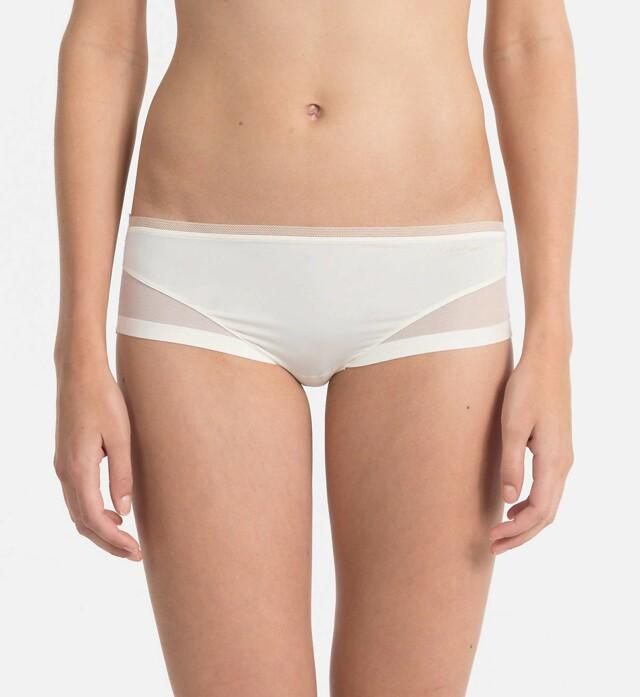 Kalhotky QF1709E slonovinová - Calvin Klein