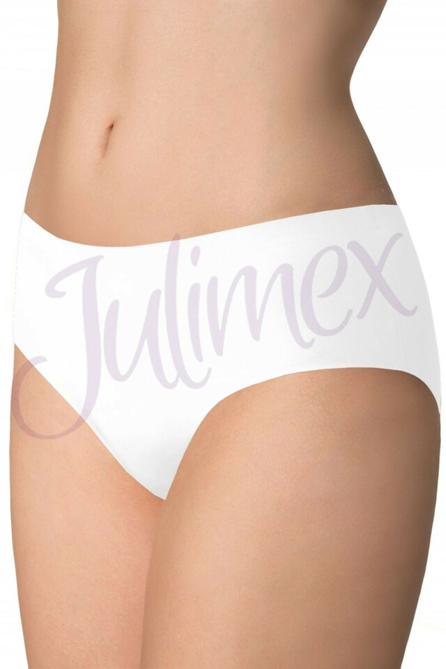 Dámské kalhotky Simple white - XL - bílá