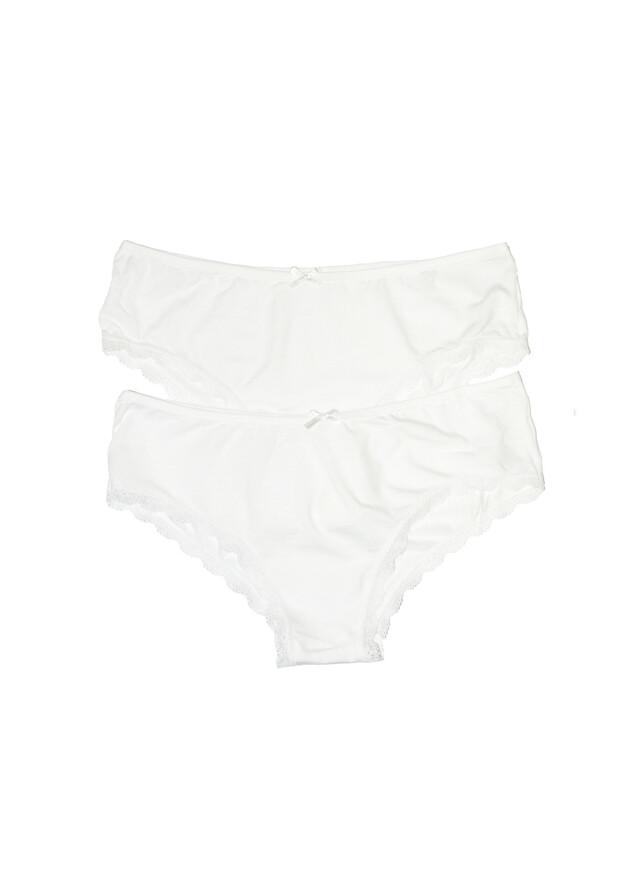 Kalhotky Donella 39289 A'2 - XL - bílá
