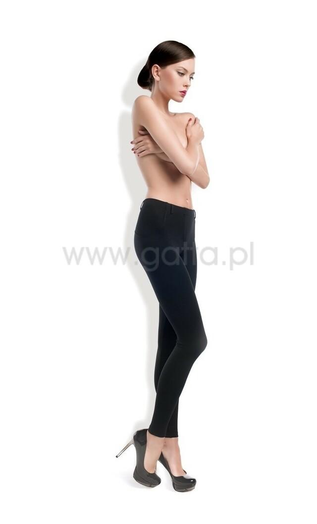 Dámské kalhoty Gatta Skinny Hot Černé 4502S - M - černá