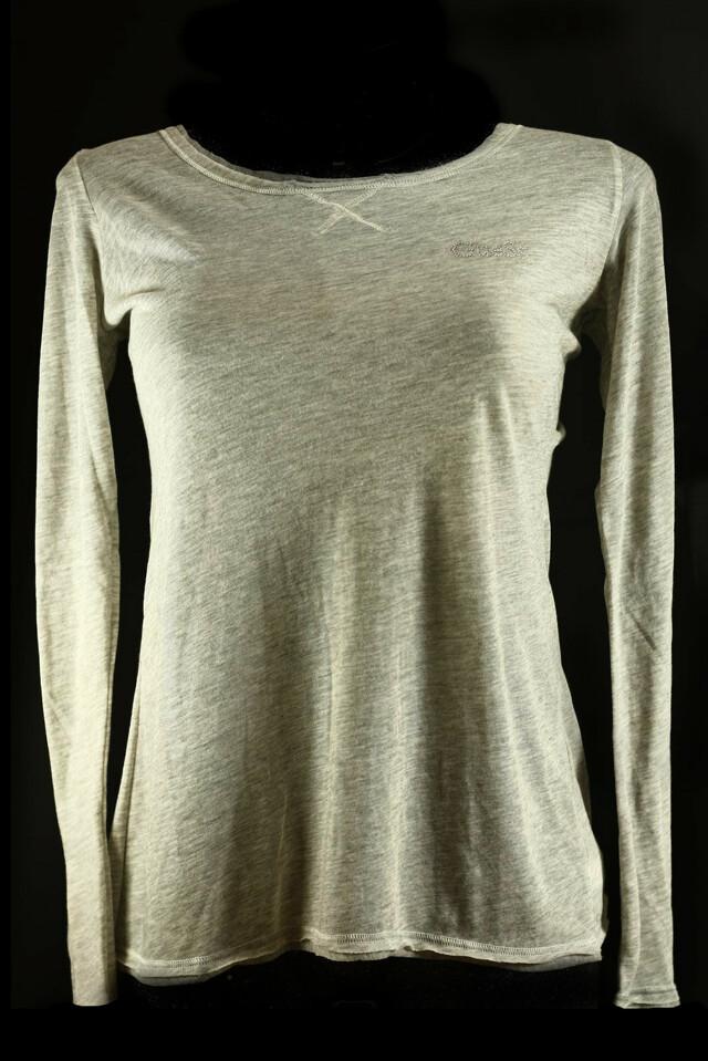 Dámské triko UC6D2B - Guess - L - šedá