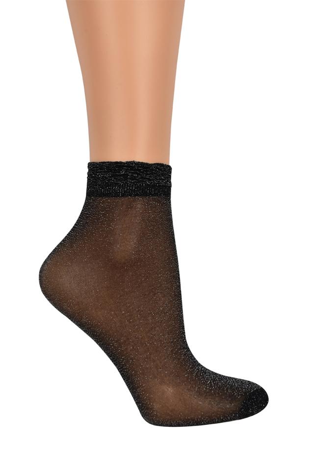 Dámské ponožky LUREX - uni velikost