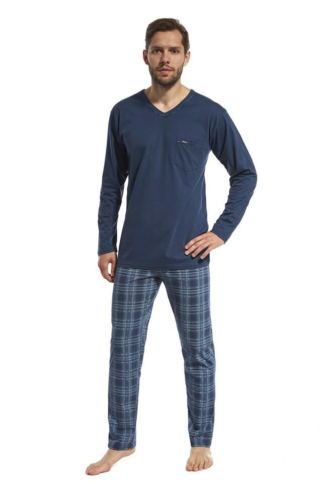 Pánské pyžamo 122/93 Conrad - S - modrá