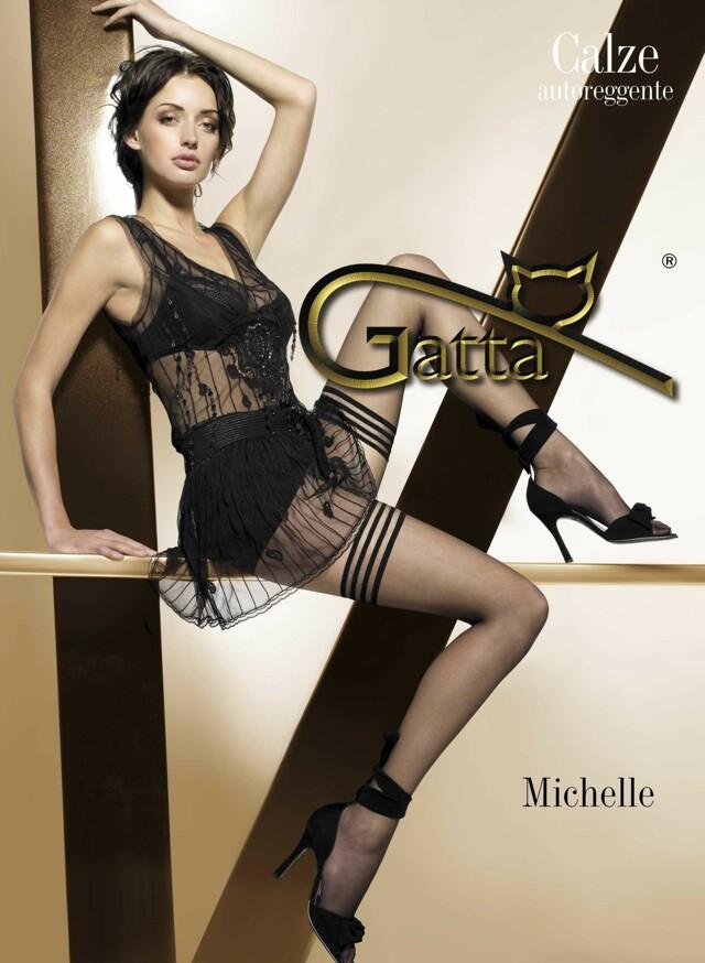 Punčochy Michelle 02-Gatta