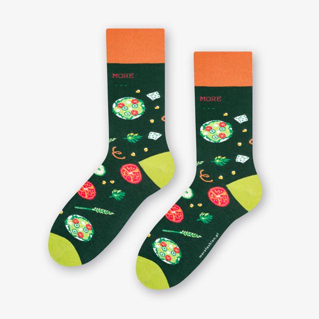 Dámské ponožky 078 - růžový - 39/42