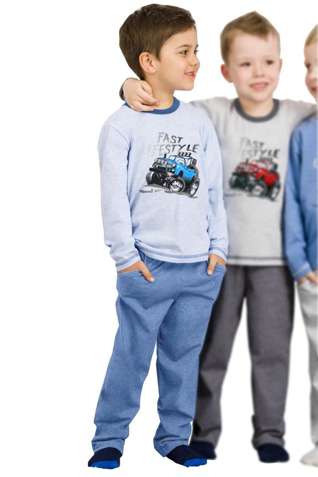 Chlapecké pyžamko Nátan s autem