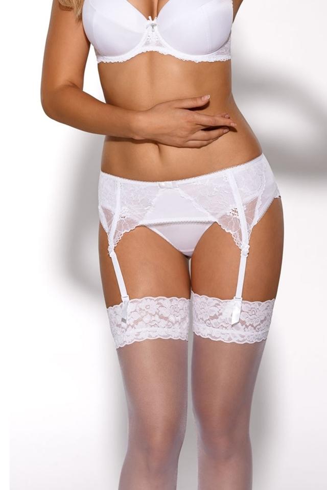 Dámské kalhotky 1563 - XL - bílá