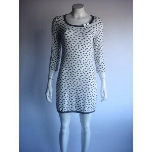 Dámská noční košile 829 bílá - Cocoon Secret - XL - bílá a76ca977b5