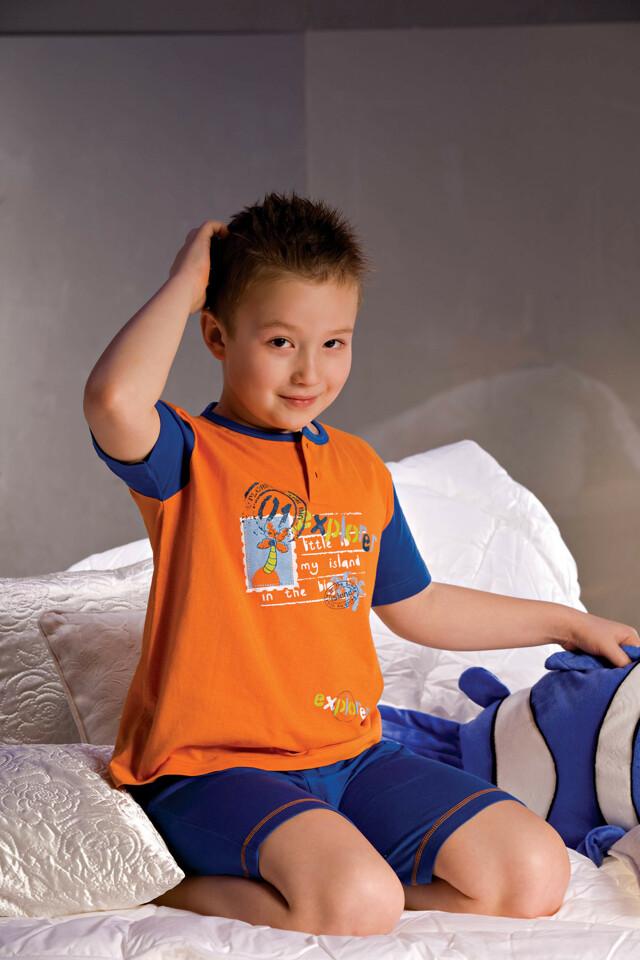 Pyžama model 30655 Piccolo Meva - 152-158
