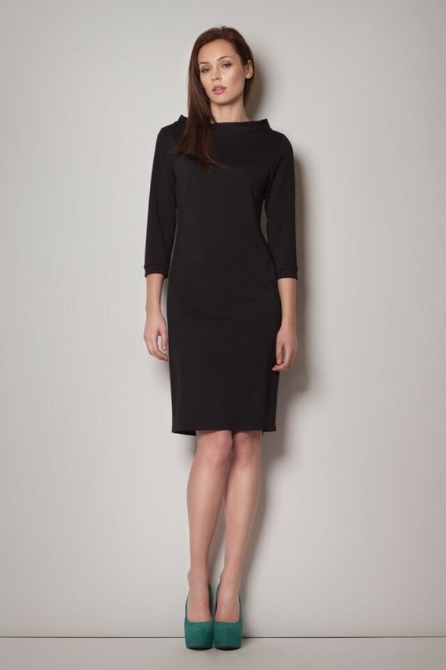 Dámské šaty M181 black