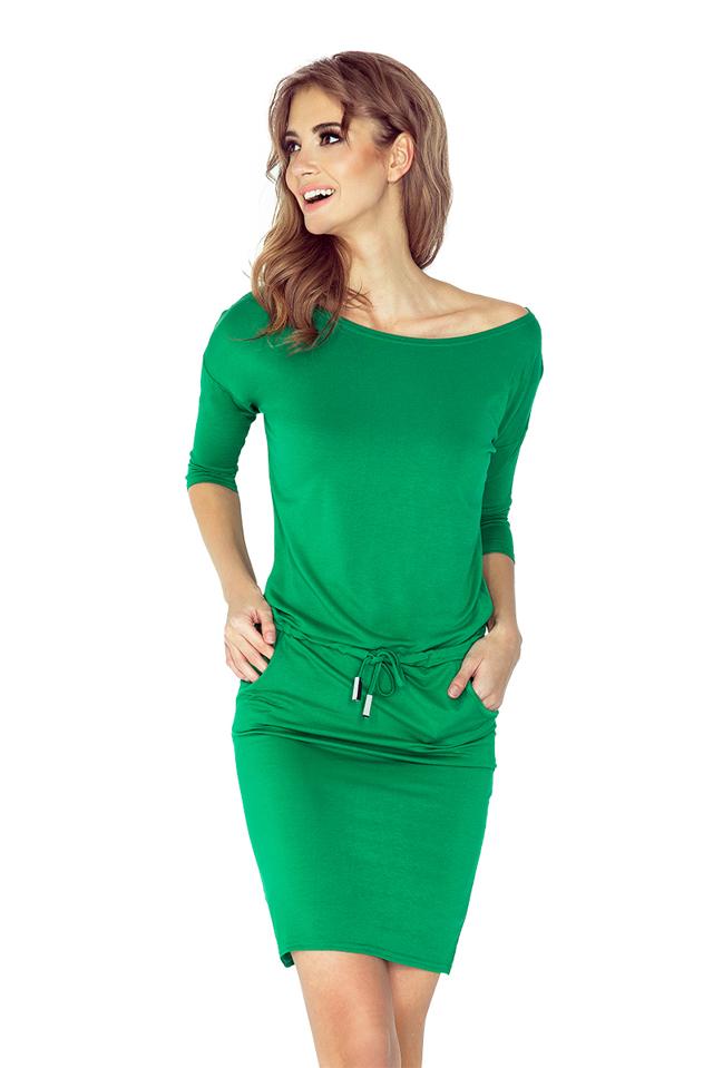 Zelené sportovní šaty 13-18