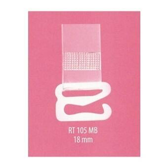 Silikonová ramínka RT105 18 mm - Julimex