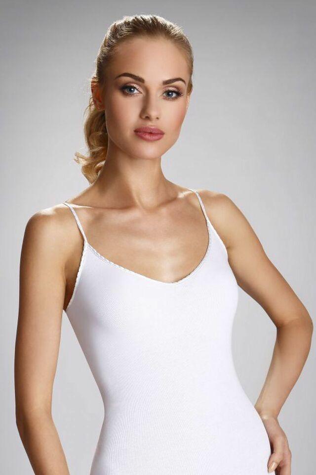 Dámská spodní košilka Maja - Eldar - XL - černá