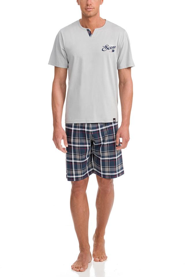 Vamp - Pánské pyžamo 12603 - Vamp - m