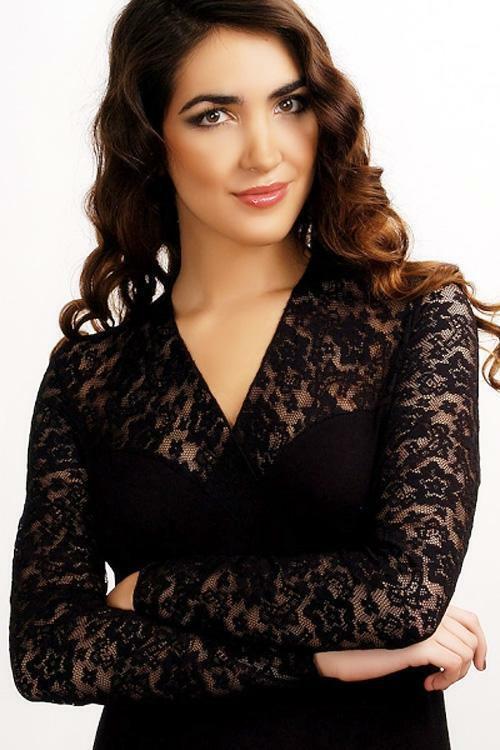 Dámská halenka Violana Christina black - krátký rukáv - XL - černá
