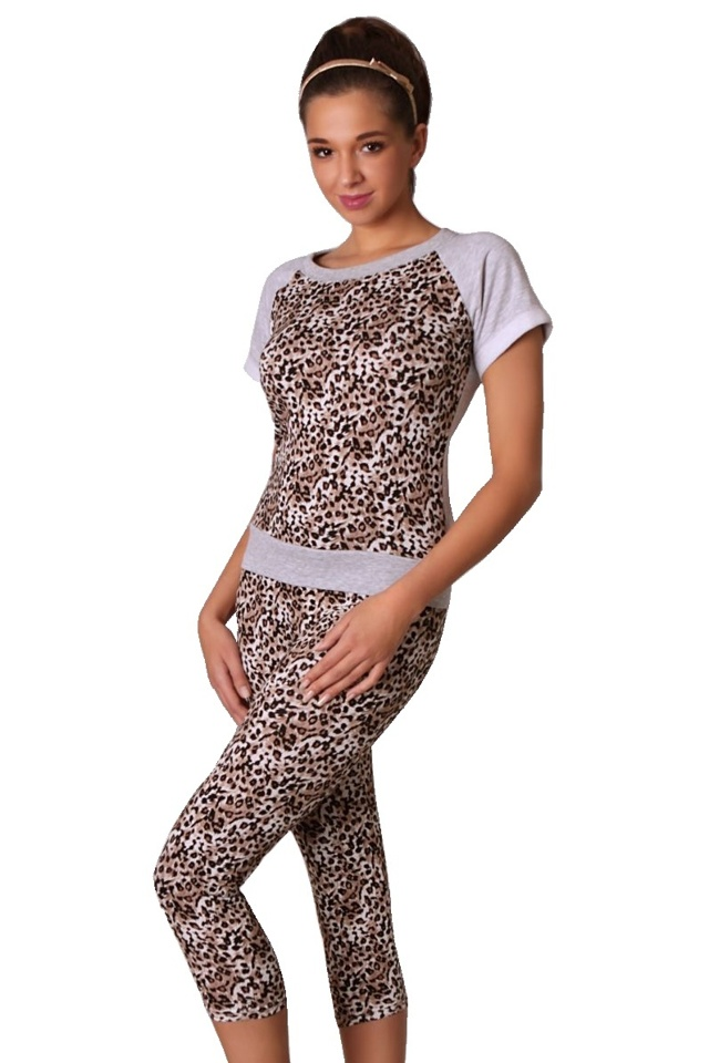 Dámské pyžamo BN 163 - S