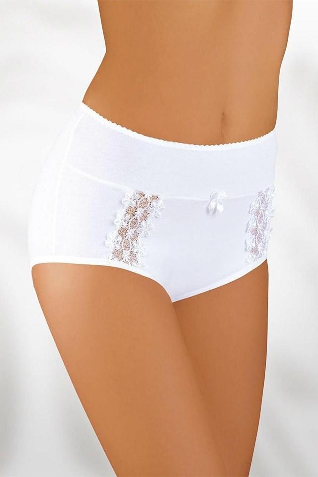 Dámské kalhotky 005 white - XXL - bílá