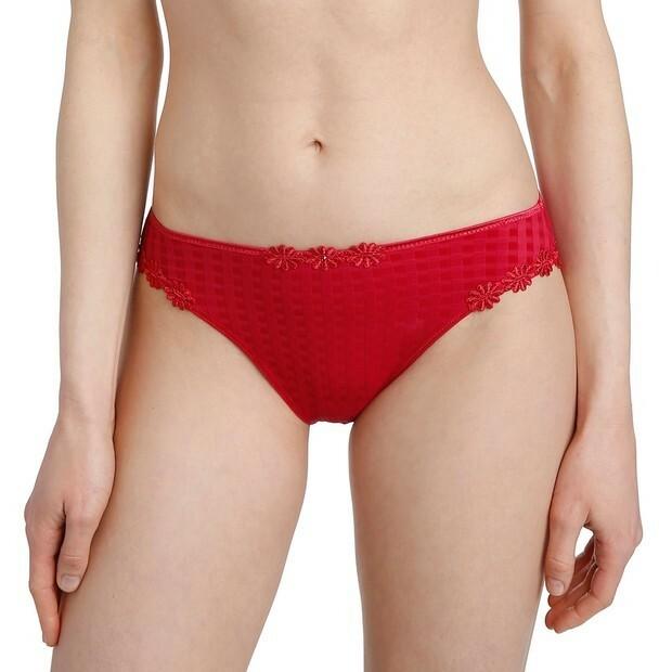 Kalhotky 500413 - Marie Jo - XL - červená