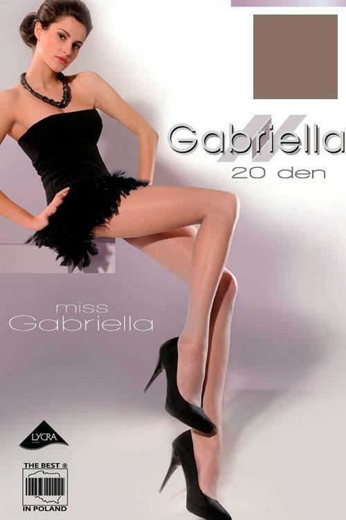 Punčochy Gabriella Miss Gabriella 20 Den Code 105