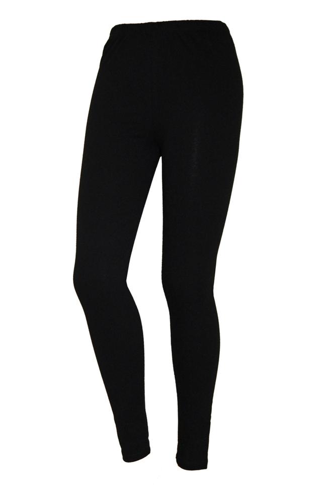 Dámské podvlékací kalhoty 2XL - MA-RIA - tmavě hnědá - 2XL