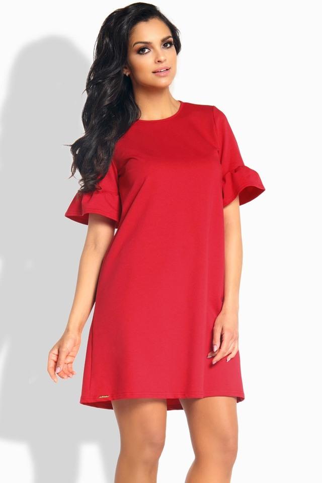 Dámské šaty Lemoniade L188 - L - černá