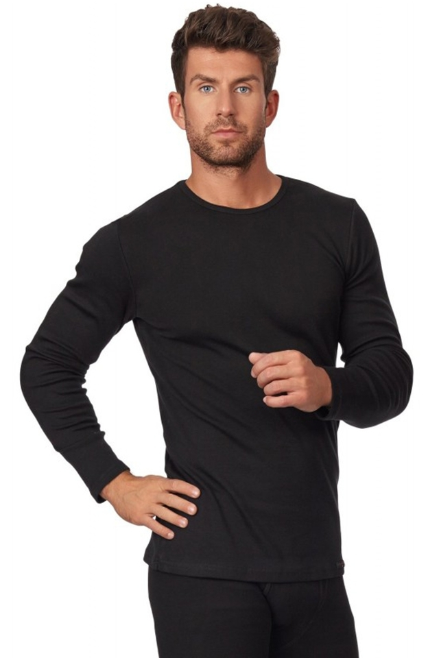 Pánské tričko 214 plus black