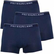 e1ae038d7a Pánské boxerky CLSSIC Trunk 3 pack - Ralph Lauren - M - černo-bílo-