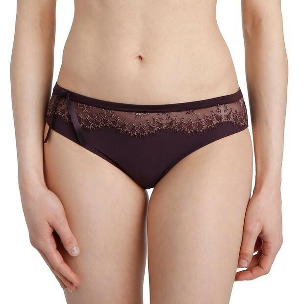 Kalhotky 501930 - fialová - Marie Jo - XS - fialová