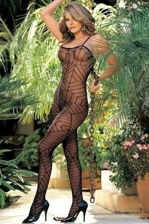 Síťované body Shirley of Hollywood 90067