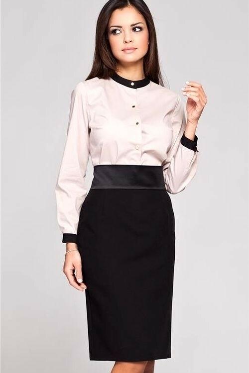 Dámská sukně M160 black - S - černá