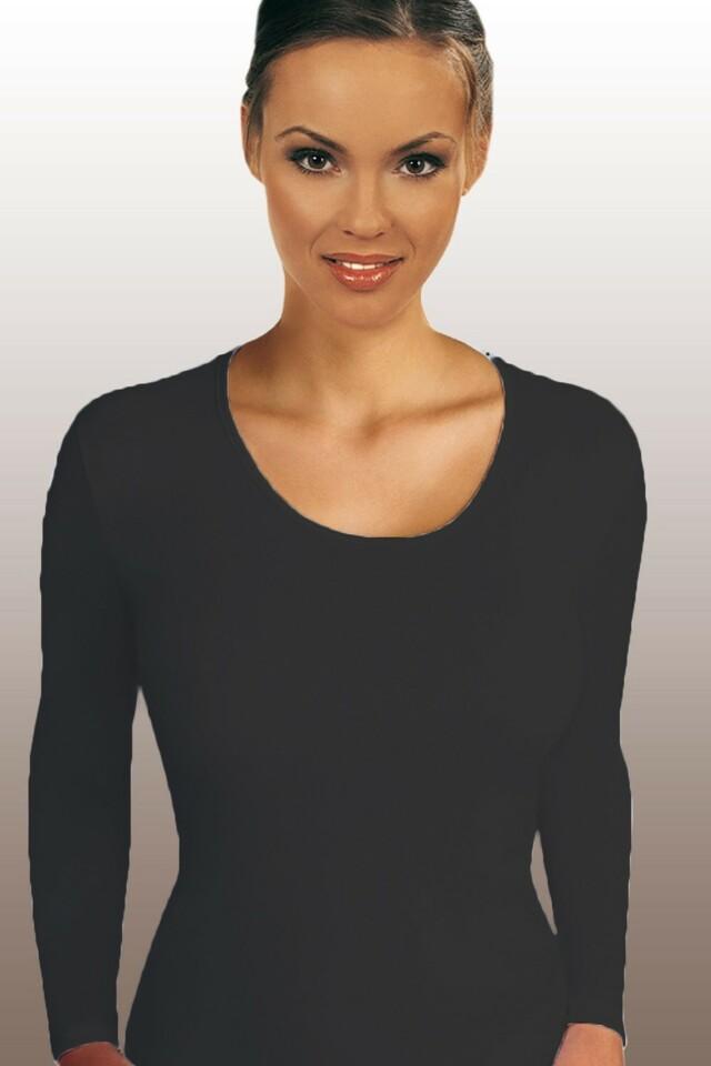 Dámské tričko Lena plus black