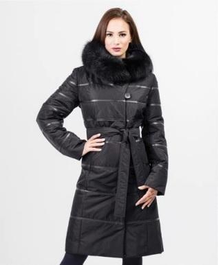 Dámský kabát Pati - Getex - 48 - šedá