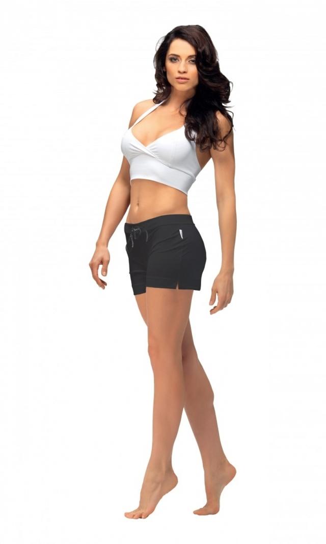 Fitness šortky Adela II nair - M - černá