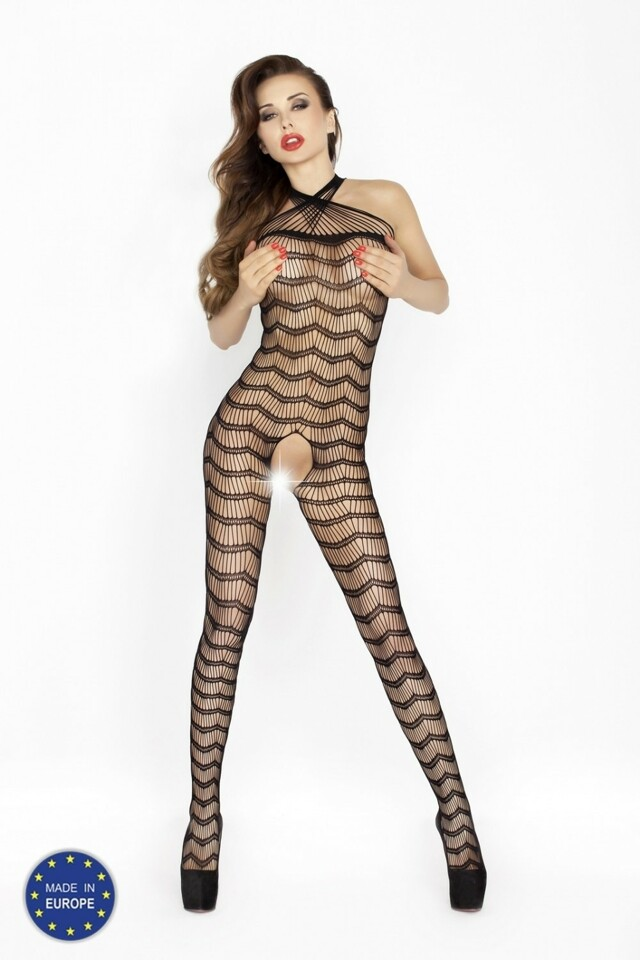 Bodystocking BS022 black