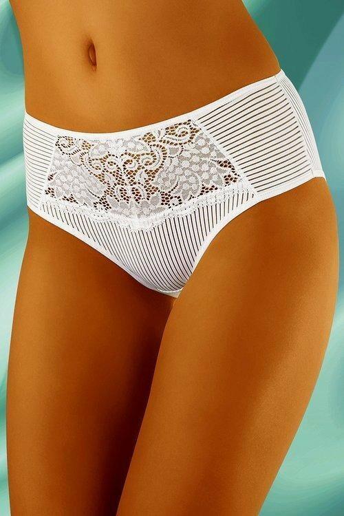 Dámské kalhotky eco-LE white - M - bílá