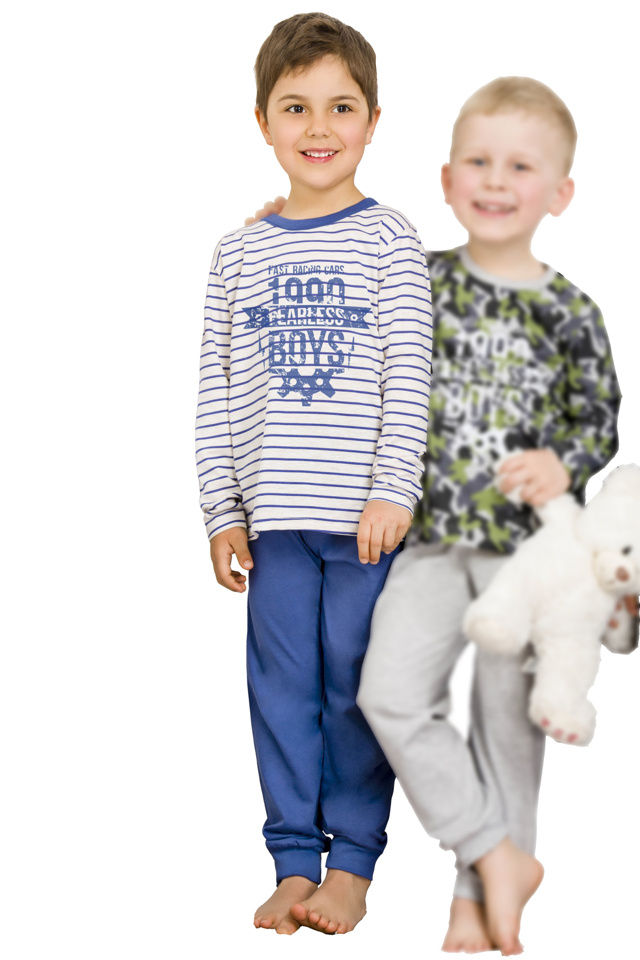Chlapecké pyžamo Jáchym modré
