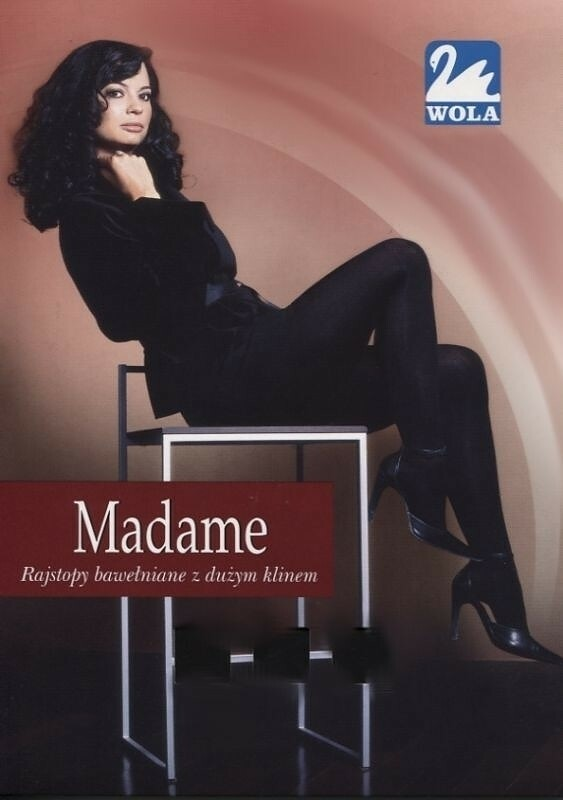 Punčochové kalhoty Wola Madame W88009 XXL